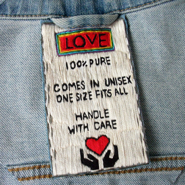 LOVE CLOTHING LABEL