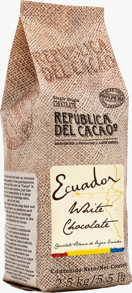 White Chocolate <br>Ecuador 31%