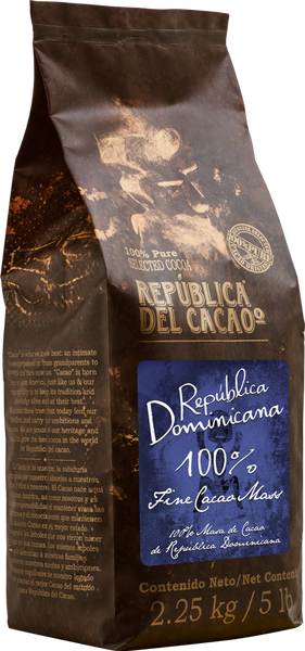 100% Cacao Mass Dominican Republic
