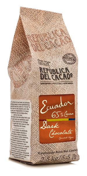 Dark Chocolate <br>Ecuador 65%