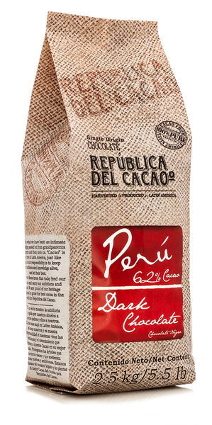 Dark Chocolate <br>Peru 62%