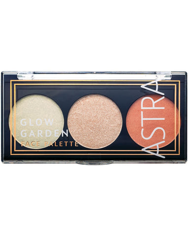 Astra Glow Garden Face Palette - RossoLaccaStore