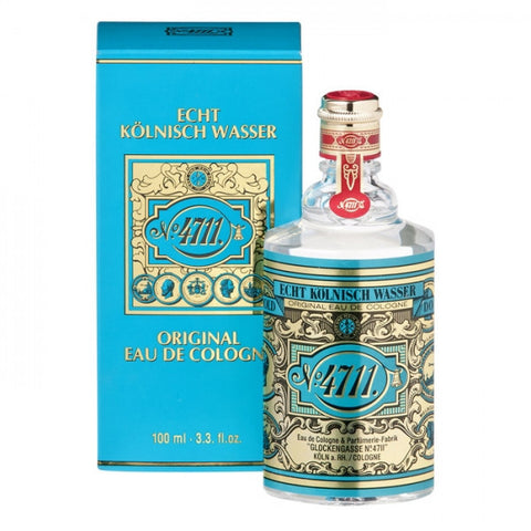 4711 Original Eau De Cologne Since 1792 100 ml Splash - RossoLaccaStore