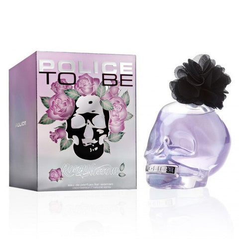 POLICE TO BE ROSE BLOSSOM EAU DE PARFUM FOR WOMAN 40 ML - RossoLaccaStore
