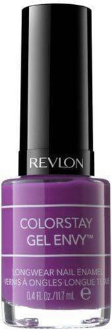 REVLON SMALTO COLORSTAY GEL ENVY N°410 UP THE ANTE + TOP COAT - RossoLaccaStore
