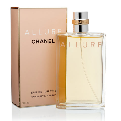CHANEL ALLURE EAU DE TOILETTE 100 ML - RossoLaccaStore