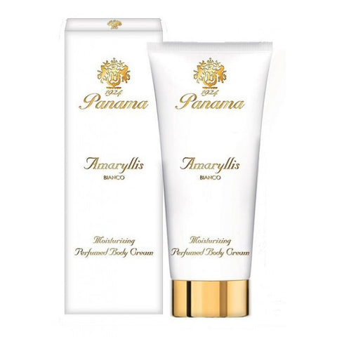 PANAMA 1924 AMARYLLIS MOISTURIZING PERFUMED BODY CREAM 200 ML - RossoLaccaStore