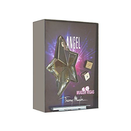 THIERRY MUGLER VEGAS ANGEL RESSOURCABLES EAU DE PARFUM 25 ML + DADI - LIMITED EDITION* - RossoLaccaStore