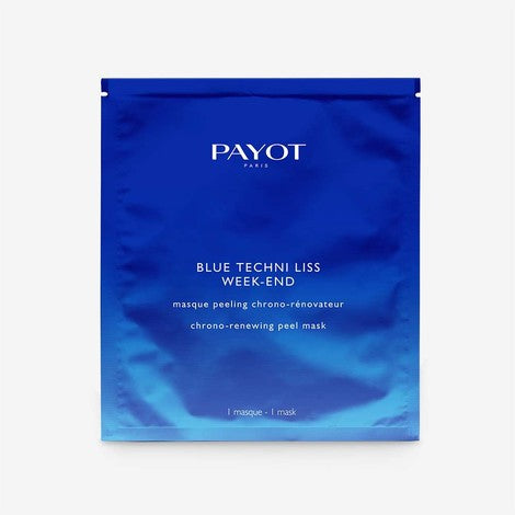 PAYOT BLUE TECHNI LISS WEEK-END MASCHERA CRONO-RIGENERANTE