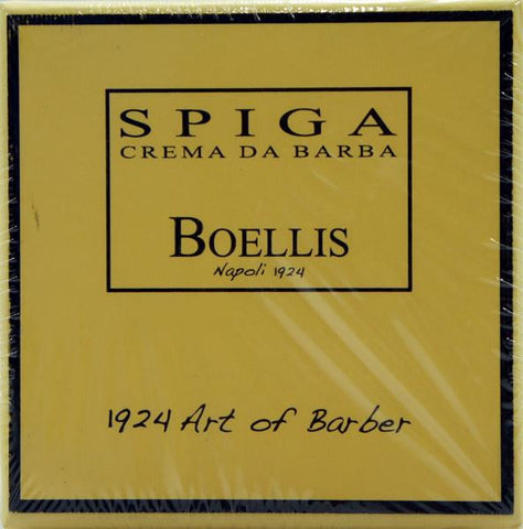 CREMA DA BARBA SPIGA BOELLIS THE ART OF BARBER - 220 ML - RossoLaccaStore
