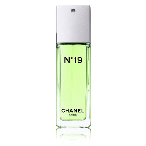 CHANEL No 19 EAU DE TOILETTE 50 ML - RossoLaccaStore