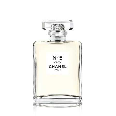 CHANEL No 5 L'EAU DI CHANEL EAU DE TOILETTE 100 ML - RossoLaccaStore