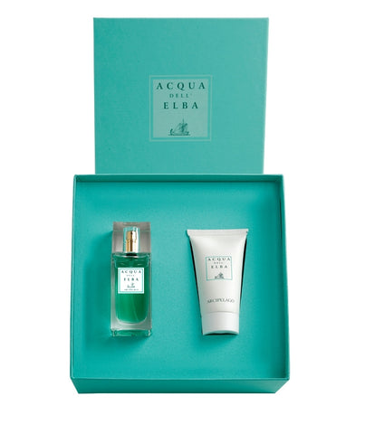 ACQUA DELL'ELBA ARCIPELAGO EAU DE PARFUM DONNA 50 ML SET REGALO
