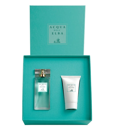 ACQUA DELL'ELBA CLASSICA EAU DE TOILETTE DONNA 50 ML SET REGALO