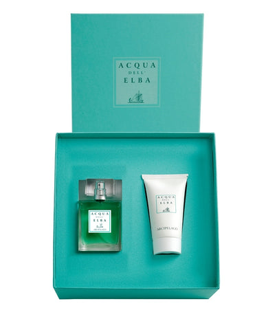 ACQUA DELL'ELBA ARCIPELAGO EAU DE PARFUM UOMO 50 ML SET REGALO