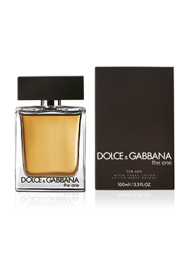 DOLCE & GABBANA THE ONE FOR MEN AFTER SHAVE 50 ML - RossoLaccaStore
