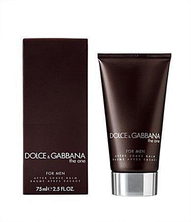 DOLCE & GABBANA THE ONE AFTER SHAVE BALM 75 ML - RossoLaccaStore