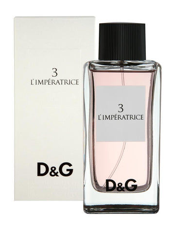 Dolce & Gabbana Anthology 3 L' Imperatrice Eau De Toilette 100 ml Outlet Price - RossoLaccaStore