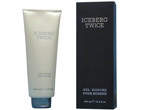 ICEBERG TWICE GEL DOUCHE POUR HOMME 400 ML - OUTLET PRICE