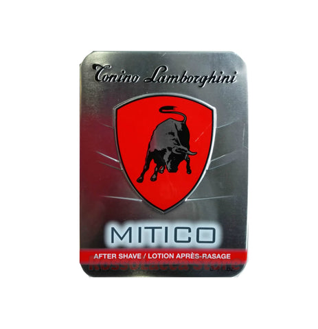 LAMBORGHINI AFTER SHAVE MITICO 100 ML IN LATTA