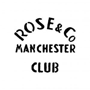 Rose &Co Manchester Club Shower Gel 500 ml - RossoLaccaStore