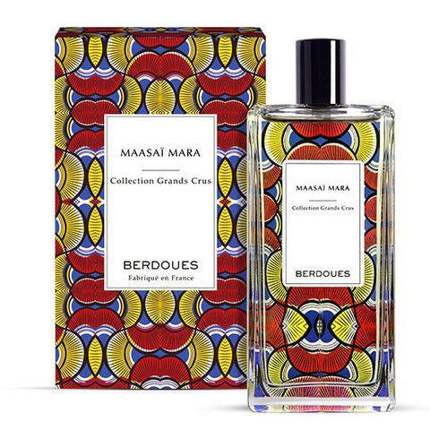Berdoues Maasai Mara Collection Grands Crus Eau De Parfum 100 ml - RossoLaccaStore