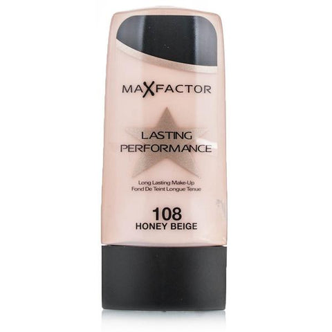 Max Factor Fondotinta Lasting Performance - 108 Honey Beige - RossoLaccaStore
