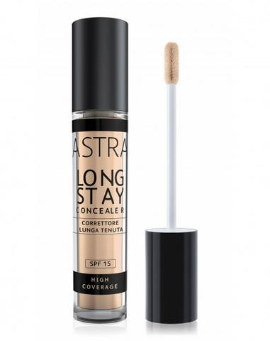 Astra Long Stay Concealer Correttore Liquido