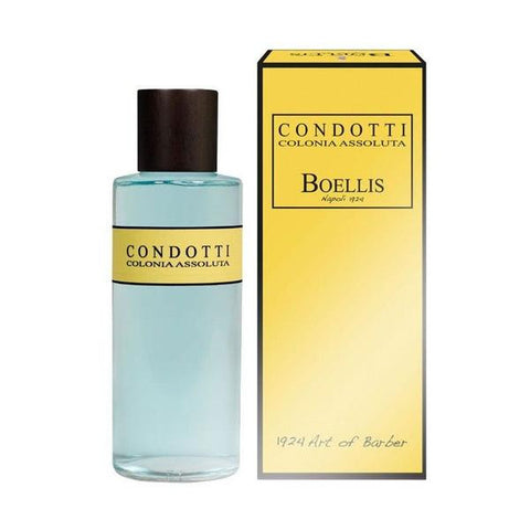 BOELLIS ART OF BARBER COLONIA ASSOLUTA CONDOTTI 250 ML - RossoLaccaStore