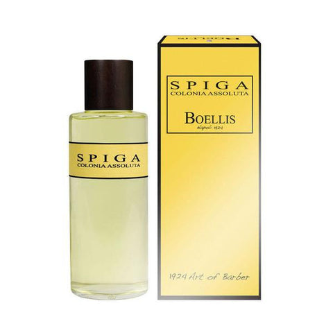 BOELLIS ART OF BARBER COLONIA ASSOLUTA SPIGA 250 ML - RossoLaccaStore