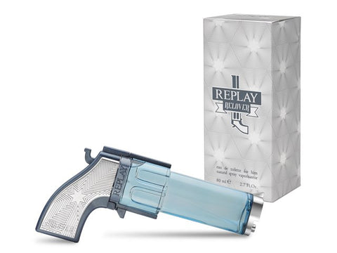 REPLAY RELOVER EAU DE TOILETTE FOR HIM 80 ML - PROMO - RossoLaccaStore
