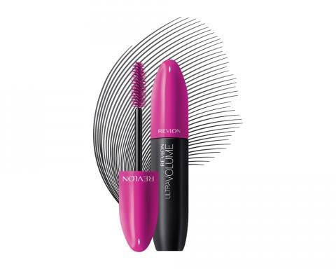Revlon Mascara  Ultra Volume Waterproof Black - RossoLaccaStore