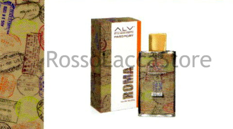 ALV - PASSPORT ROMA BY ALVIERO MARTINI COFANETTO EAU DE TOILETTE 100 ML