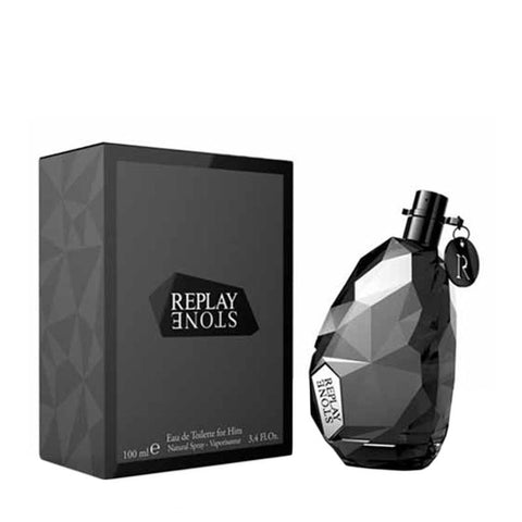 REPLAY STONE FOR HIM EAU DE TOILETTE 100 ML - RossoLaccaStore