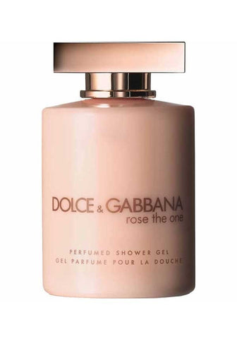 DOLCE & GABBANA ROSE THE ONE - PERFUMED THE SHOWER GEL 200ML - RossoLaccaStore