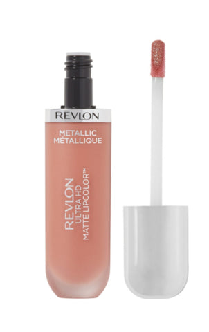Revlon Ultra Hd Metallic Matte Lipcolor™ N° 690 Gleam - RossoLaccaStore