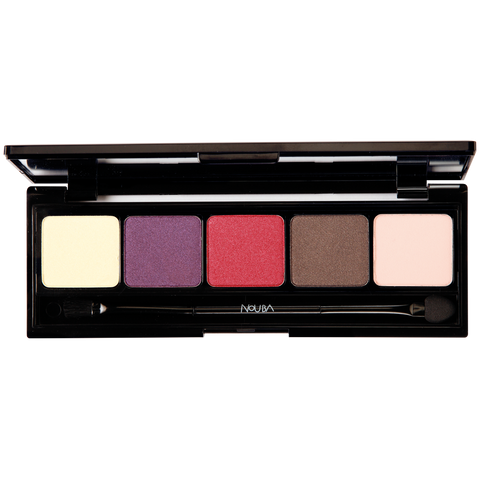 NoUBA UNCONVENTIONAL EYESHADOW PALETTE