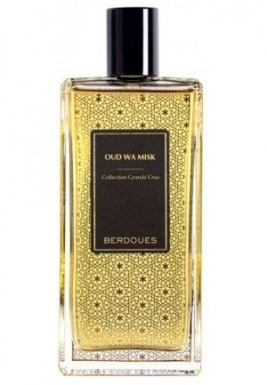 BERDOUES COLLECTION GRANDS CRUS MILLESIME OUD WA MISK PARFUM 100 ML