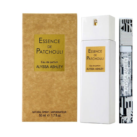 ALYSSA ASHLEY ESSENCE DE PATCHOULI EAU DE PARFUM 100 ML + POWER BANK