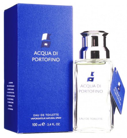 ACQUA DI PORTOFINO EAU DE TOILETTE INTENSE 100 ML + SHOWER GEL 200 ML