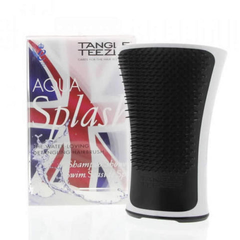TANGLE TEEZER AQUA SPLASH BLACK PEARL - SPAZZOLA DISTRICANTE IN ACQUA