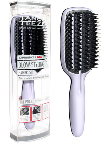 TANGLE TEEZER SMOOTHING TOOL BLOW STYLING - SPAZZOLA PIATTA PER ASCIUGATURA NERA