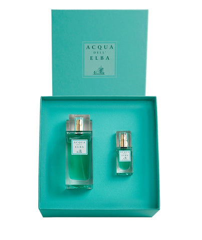 ACQUA DELL'ELBA ARCIPELAGO EAU DE TOILETTE DONNA 100 ML SET REGALO