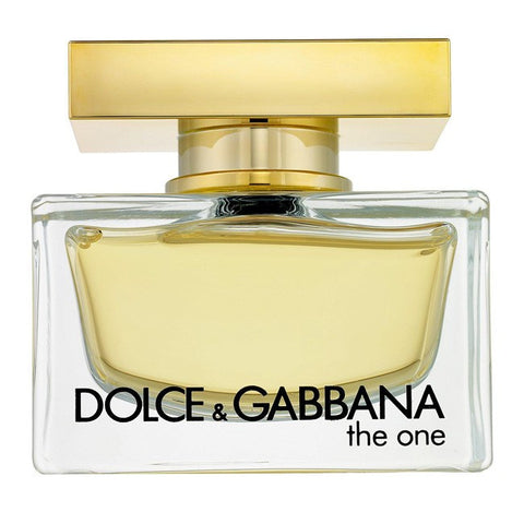 DOLCE E GABBANA THE ONE DONNA EAU DE PARFUM 75 ML