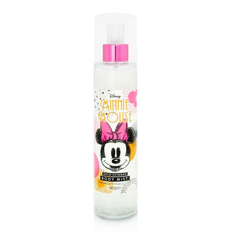 Disney - Minnie Mouse Gold Shimmer Mad Beauty 240ml