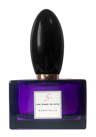ESSE STRIKES THE NOTES DONATELLA EAU DE PARFUM 100 ML www:rossolaccastore:com