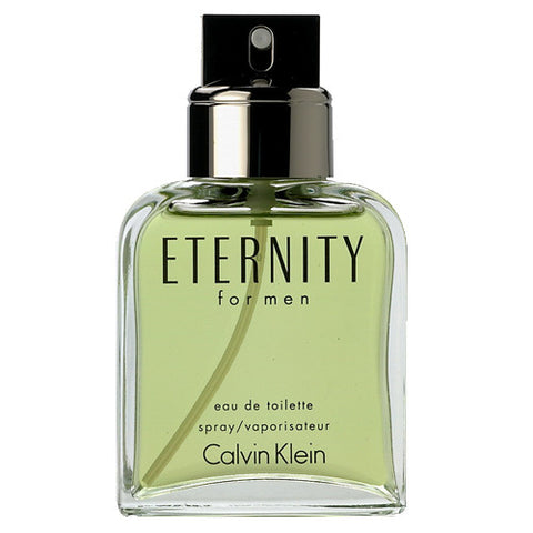 CALVIN KLEIN ETERNITY FOR MEN EAU DE TOILETTE 100 ML TESTER - RossoLaccaStore