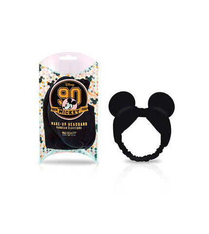Disney - Fascia Elastica Per Capelli Topolino Mickey Mouse Mad Beauty