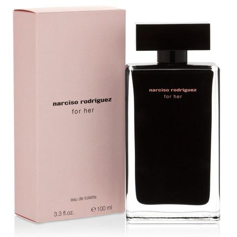 NARCISO RODRIGUEZ FOR HER EAU DE TOILETTE 100 ML - RossoLaccaStore