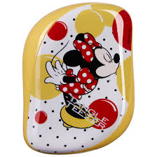Tangle Teezer Compact Styler Disney Minnie Mouse - Spazzola Per Capelli Districante - RossoLaccaStore